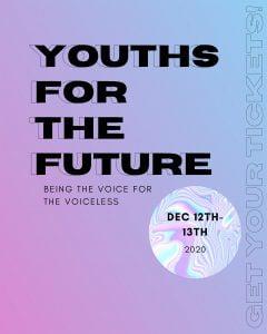 Nov'20 Youths4theFuture webinar