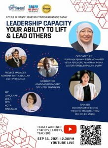 Sept'21 Leadership Capacity - Your Ability To Lift & Lead Others